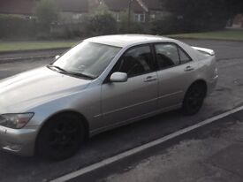 Lexus is 200 all parts available 2002 model