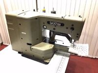 Brother LK3-B430 Bar Tack (28Stitches ) industrial sewing machine