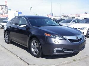 2013 Acura TL SH-AWD|TECH PKG|GPS|B.CAMERA|LEATHER|ROOF