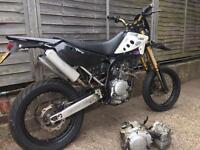 125cc fantic 2008 supermotard