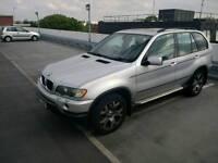 BMW X5 3.0d Diesel FSH 2 keys Long MOT