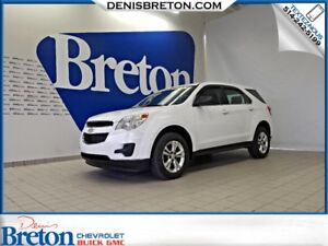 2011 CHEVROLET EQUINOX FWD LS 4 CYLINDRES TRACTION AVANT