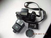 Pentax SF7 SLR film camera
