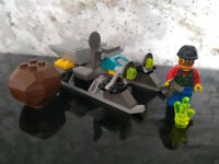 LEGO Rock Raiders 4920 Rapid Rider – Complete