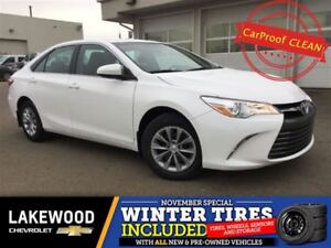 2016 Toyota Camry SXE (Colored Touch Screen, Back Up Camera)