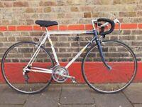 Vintage Raleigh Equippe racer bike