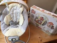 Bright Starts Ingenuity Automatic baby bouncer