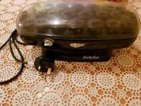 Babyliss heat up rollers new