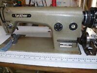 Brother Industrial LOCKSTITCH machine