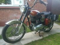Royal enfield like new !