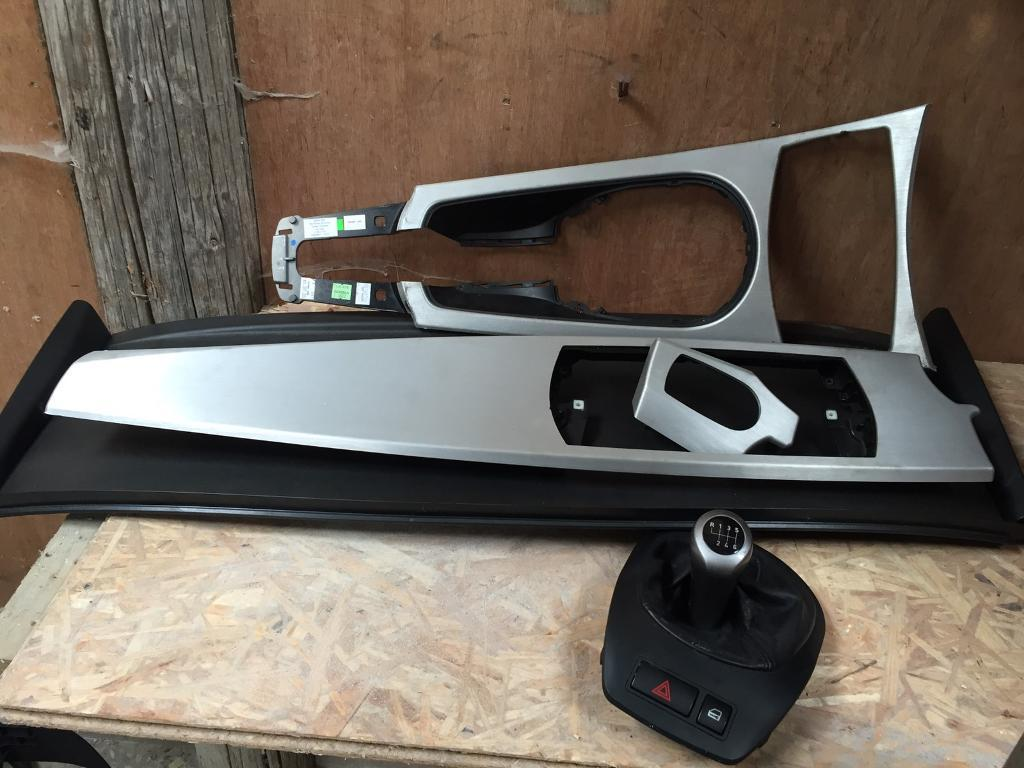 Bmw Z4 E85 Interior Trim Parts In Silver In Mildenhall