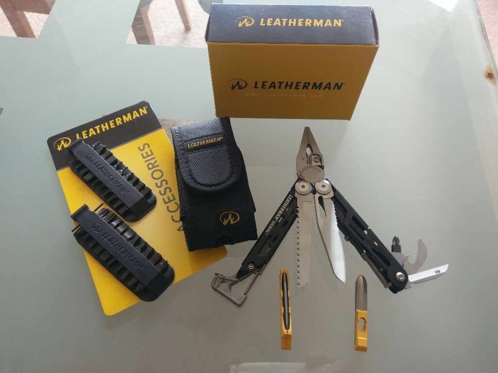 Leatherman Signal Survival Tool Bit Kit