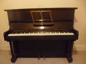 Alderson & Brentnall Upright Piano in great condition with UK Delivery available