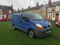 2002 Renault trafic very clean 133k £1500