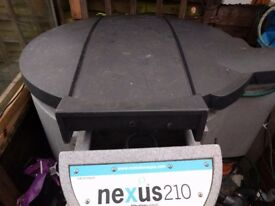Nexus 210 pond filter