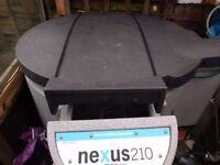 Nexus 210 pond filter