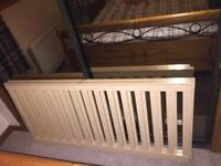 Cot bed and changer