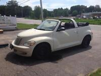 Lots of fun for the summer Chrysler PT Cruiser