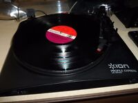 Ion Profile Express USB Turntable