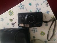 Vintage camera fujifilm dl270 zoom