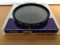 Hoya 67mm Circular Polarizing filter