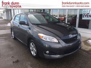 2012 Toyota Matrix only 25500 KMs