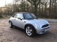 Mini One convertible, 2006, Full BMW service history, 12 months MOT