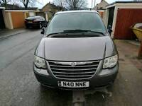 Chrysler Grand Voyager. 71,000 miles Automatic 2.8L Diesel Family MPV