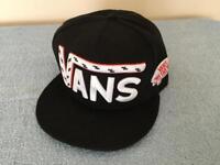 Vans peaked hat