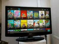 """Baird 47"""" Smart LCD TV FreeView Built In 4 HDMI 1 USB Full HD 1080p Others Available"""