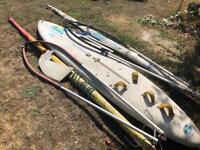 Windsurfer / Paddleboard SUP