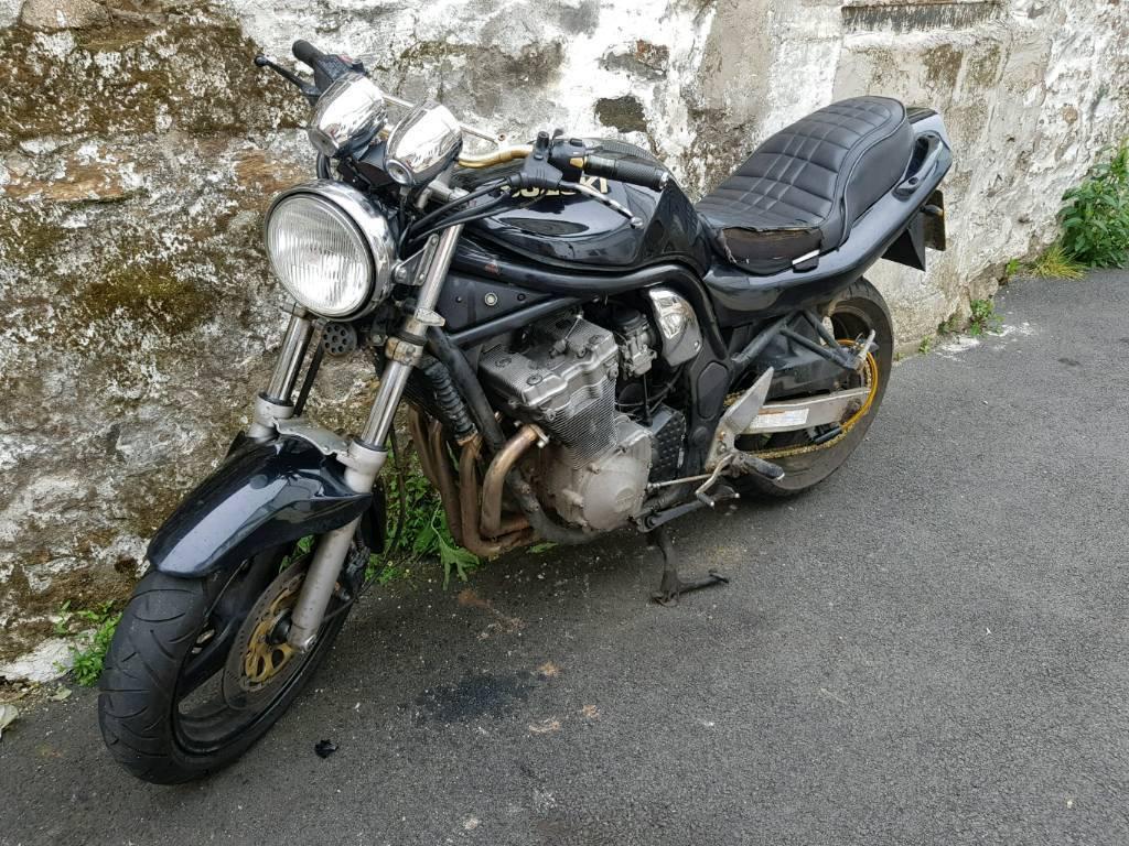 Suzuki bandit 600, 1999 gsf 600 w | in Redruth, Cornwall | Gumtree