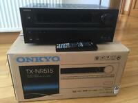 Onkyo TX NR515 Receiver / Amp