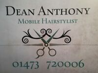 Dean Anthony Mobile Hairstylist. Gents and Ladies Hairdresser. Precision Cutting. Affordable Prices