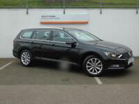 Volkswagen Passat SE TDI BLUEMOTION TECHNOLOGY DSG (black) 2016-09-30