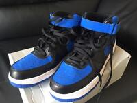 Boxed Nike Air Force 1 size 12. Worn once