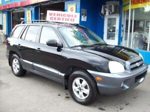 2005 Hyundai Santa Fe GL  awd -4x4 climatisé