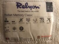 FREE Reylon double mattress - great condition!!