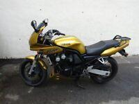 Yamaha Fazer 600 FZS600 Gold