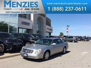 2008 Cadillac DTS Sunroof, Leather, Clean Carproof