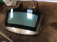 Bmw e93 convertible roof complete with pump