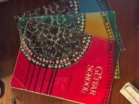 Guitar School - Volume 1-3