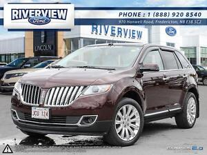 2012 Lincoln MKX Limited - Only 219 Bi-Weekly!!!