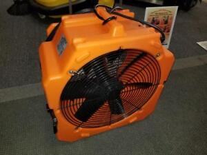 18 Inch Air Moving Fans - Brand New - Only $249!