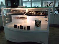 Lovelink Display Cabinet
