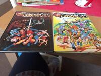 ThunderCats Annual books 1985