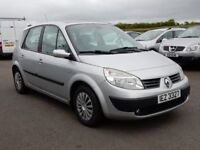 2006 renault scenic sl oasis 1.6 petrol, motd sept 2018 all cards welcome