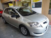 2009 TOYOTA AURIS 1.3 VVT-i TR 5DOOR HATCHBACK, ONE OWNER FROME NEW, DRIVES LIKE NEW, CLEAN CAR