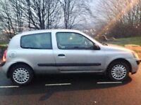 2005 Renault Clio 1.2 Rush 3 Door Hatchback # only 90 k cheap insurance model