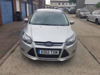 FORD FOCUS ZETEC HPI CLEAR MINT CONDITION ONLY 44000 MILES